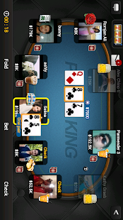 Texas Holdem Poker-Poker KinG- screenshot thumbnail