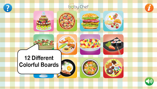 Baby Chef - screenshot thumbnail