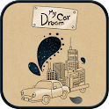 my dream car go launcher theme icon