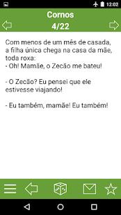 Piadas Brasil - screenshot thumbnail