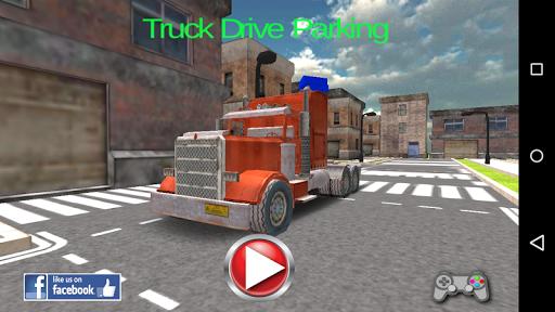Truck Drive Parking