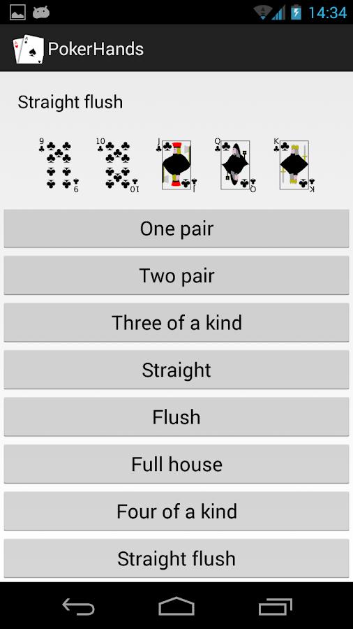 poker helper app