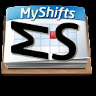 Calendário MyShifts icon