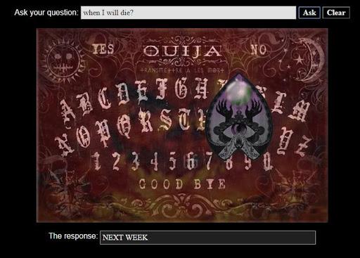 【免費棋類遊戲App】Ouija REALLY talk to a ghost!-APP點子