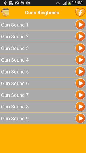 Machine Gun Shot Ringtones