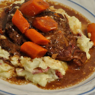 Crock Pot Roast Cream Of Mushroom Recipes.
