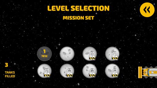 Space Dozer Moon Plow