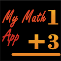 My Math Flash Cards App logo