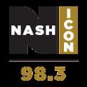 98.3 Nash Icon icon