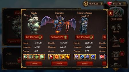 Epic Heroes War 1.2.5.3 screenshot 8926