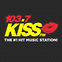 103.7 KISS-FM - Milwaukee icon