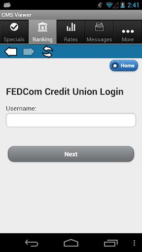 FEDCOM Credit Union