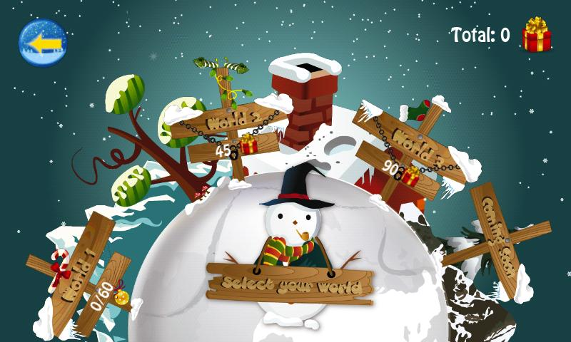 Christmas Slice- screenshot