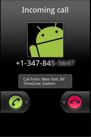 Caller Location Pro - screenshot