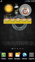 Screenshot of Cnk's Galatasaray Clock UccwSk
