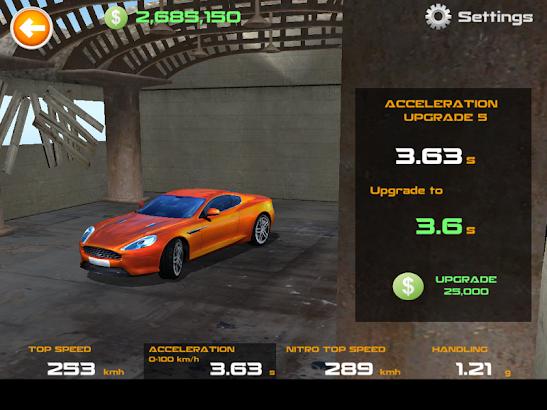 Desert Racing Simulator 3D- screenshot thumbnail