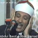 AbdulBaset AbdulSamad Mujawwad icon