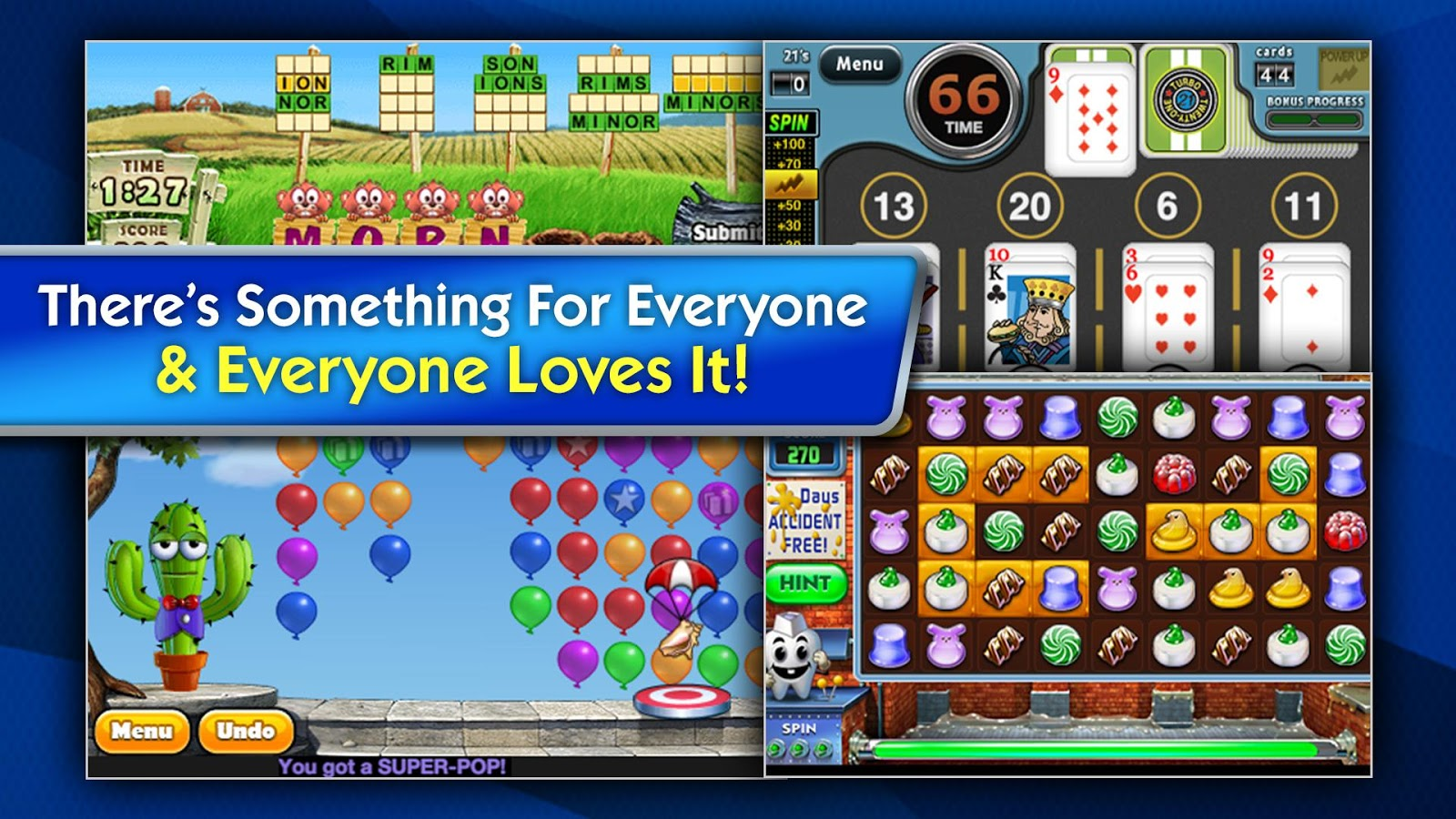 POGO Games - screenshot