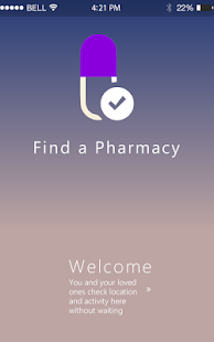 Find A Pharmacy- screenshot thumbnail