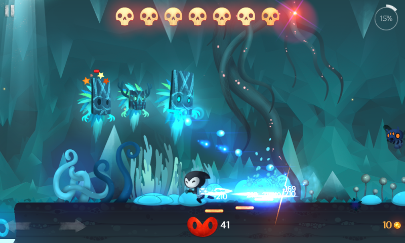 Reaper screenshot #3
