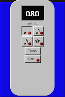 Screenshot of Ez Metronome (free)