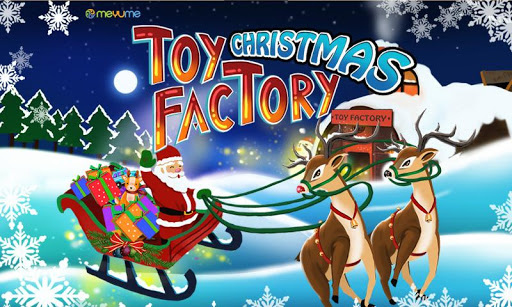 Christmas Toy Factory Deluxe