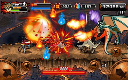 Devil Ninja2 (Cave)- screenshot thumbnail