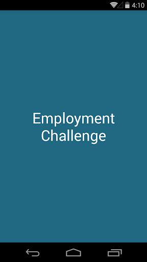 Employment Challenge  screenshots 1