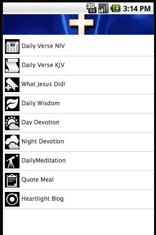 Daily Bible Reading & Devotion - screenshot