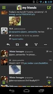 Janetter Pro for Twitter v1.14.0 [Paid] APK 3