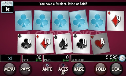 Hot Hand: 4 Card Poker- screenshot thumbnail
