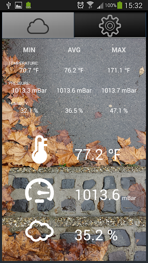 Thermometer Galaxy S 4 Free