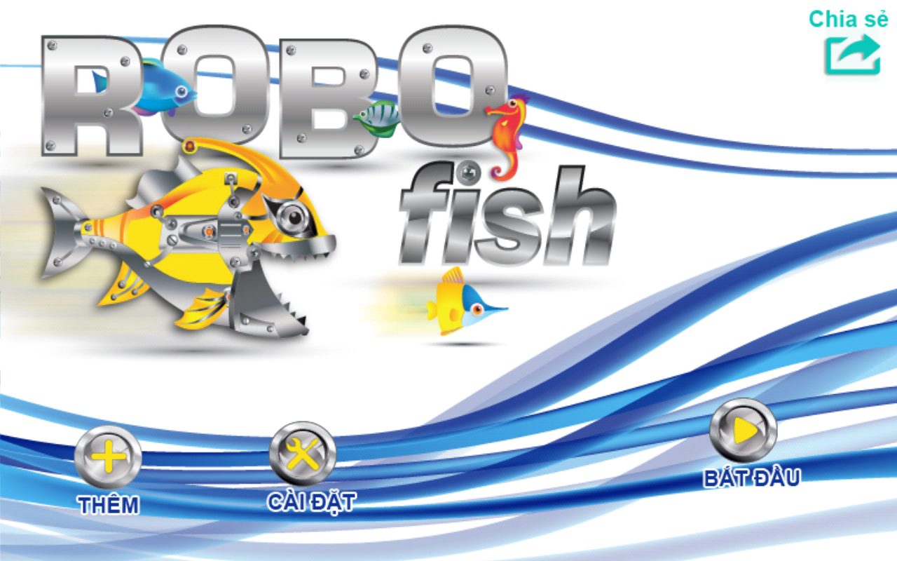 Robot Fish - Ca lon nuot ca be- screenshot