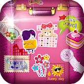Free Download Cute Photo Stickers and Stamps APK for Samsung