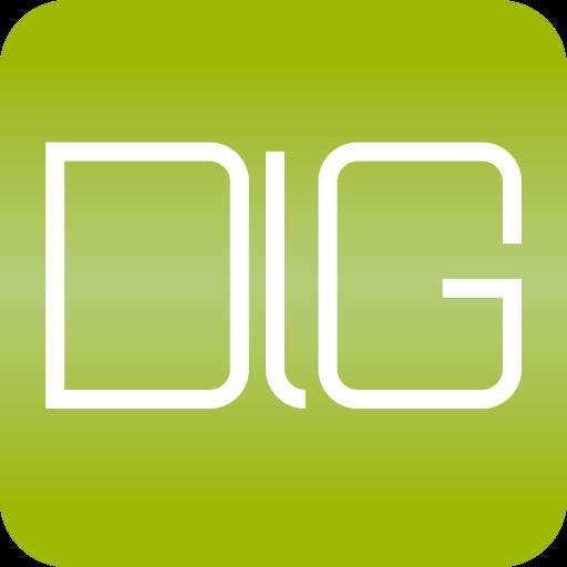 DIGLOO LOGO-APP點子