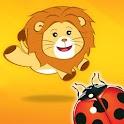 Eläintietovisa icon
