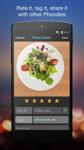 免費生活App|Phoodapp: the food review app|阿達玩APP