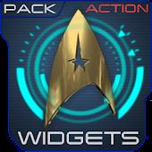 New Trek Action Widgets