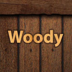 Xperia™テーマ - Woody
