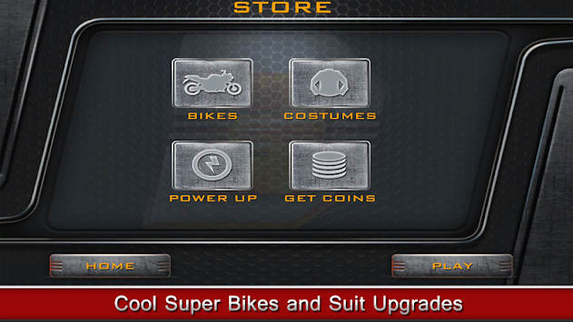 Dhoom:3 The Game apk screenshot