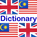 English Malay , Malay English icon