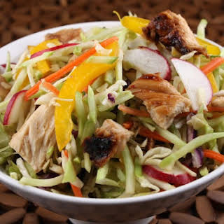 Chinese Grilled Chicken Salad.