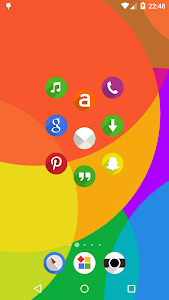 Easy Circle - icon pack screenshot 12