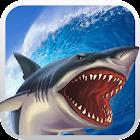 desajeitado tubarão peixe icon
