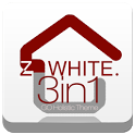 ZWhite  GO Holistic Theme icon