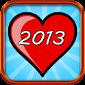رسائل حب 2014 icon