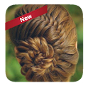 Easy braid hairstyles icon