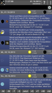 Mobile Observatory 2 - Astronomie Screenshot