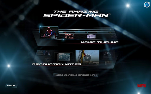 Amazing Spider-Man 2nd Screen photos 1