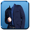Man Fashion Suit Photo Montage icon
